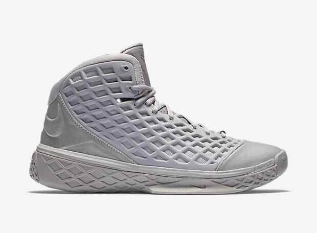 Nike Zoom Kobe III 3 FTB 11 Fade To Black 869453 004 Matte Silver XI Predro Og