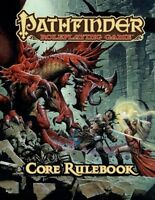 Pathfinder Roleplaying Game Core Rulebook 3.5 Edition Pzo 1110