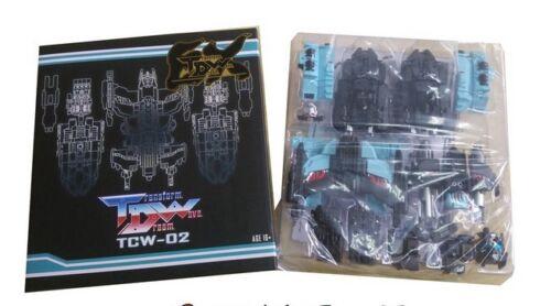 TRANSFORM DREAM WAVE TCW-02 CW DEFENSOR US Ver ADD-ON KIT