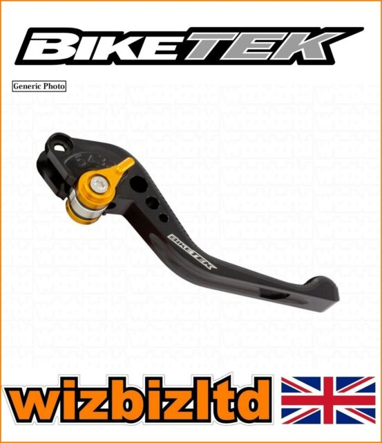 Single CNC Short Black Brake Lever Triumph Bonneville T100 2015 LVRB62S