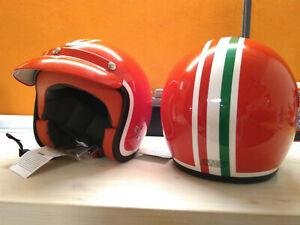 Casco-helmet-FERRARI-Challenge-430-by-Sparco-Custom-paint-taglia-size-S