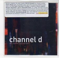 (DN97) Channel D, No Happy Ever After - 2013 DJ CD