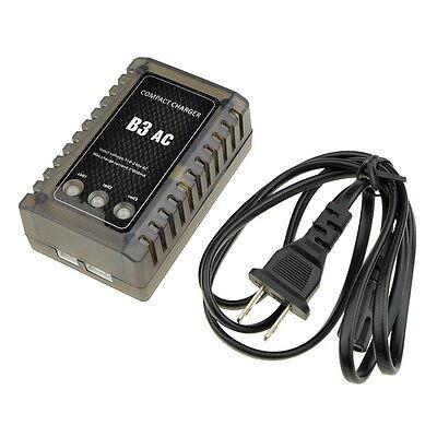 B3 AC 2S-3S 7.4V 11.1V Lipo Battery Balancer Charger 110V-240V New