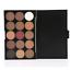 15-Colors-Fashion-Eye-Shadow-Makeup-Cosmetic-Shimmer-Matte-Eyeshadow-Palette-Set thumbnail 3