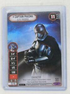 STAR-WARS-Destiny-Captain-Phasma-Collectible-Alt-Art-Promo-Trading-Card-11