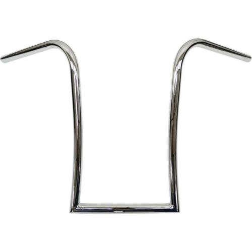 NYC Choppers 7//8in Curves Ape Hanger Handlebar NY-7339-16