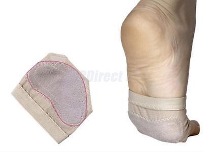 Footful Contemporary Lyrical Dance Gymnastics Paws Foot Thongs Toe Undies Beige
