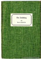 Der Inselsberg : Gesamtschau u. Erlebnis v. Kurt Schmidt 1939
