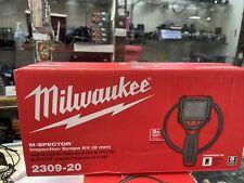 Milwaukee 2309 20 M Spector 9mm Inspection Scope Kit