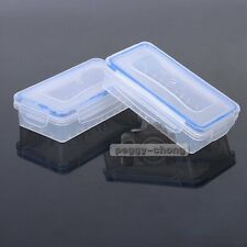 New Hard Plastic Case Waterproof Battery Holder Storage Box For 18650 Battery