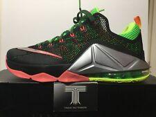 Nike Lebron XII 12 Low Remix  724557 003. U.K. Size 13