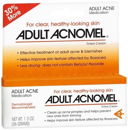 Acnomel Adult Acne treatment 1.3oz Exp: 01/2022