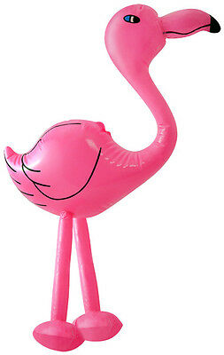 Inflatable Flamingo - 64cm - Pinata Pirate Loot/Party Bag Fillers Wedding/Kids