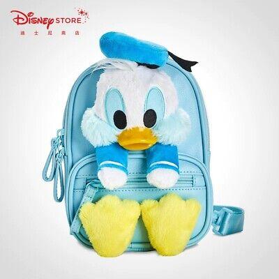 SHDR Donald Duck cute earrings Shanghai Disneyland Disney exclusive