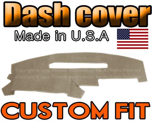 BEIGE fits 1992-1994  GMC  YUKON  DASH COVER MAT DASHBOARD PAD