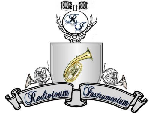 Schoner für Althorn ES-Horn aus Echtleder 3 teiliger Handschutz Horn