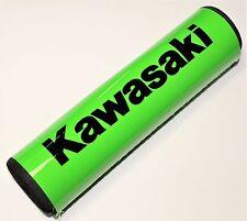 KAWASAKI 7/8 HANDLEBARS CROSS BAR PAD DIRT BIKE PIT BIKE MOTOCROSS MOTO. USA!!