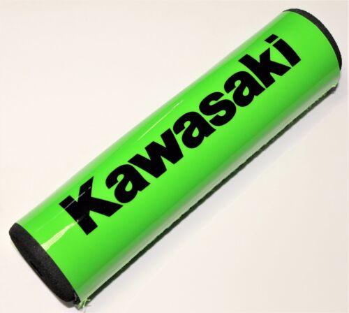 KAWASAKI 7//8 HANDLEBARS CROSS BAR PAD DIRT BIKE PIT BIKE MOTOCROSS MOTO USA!!