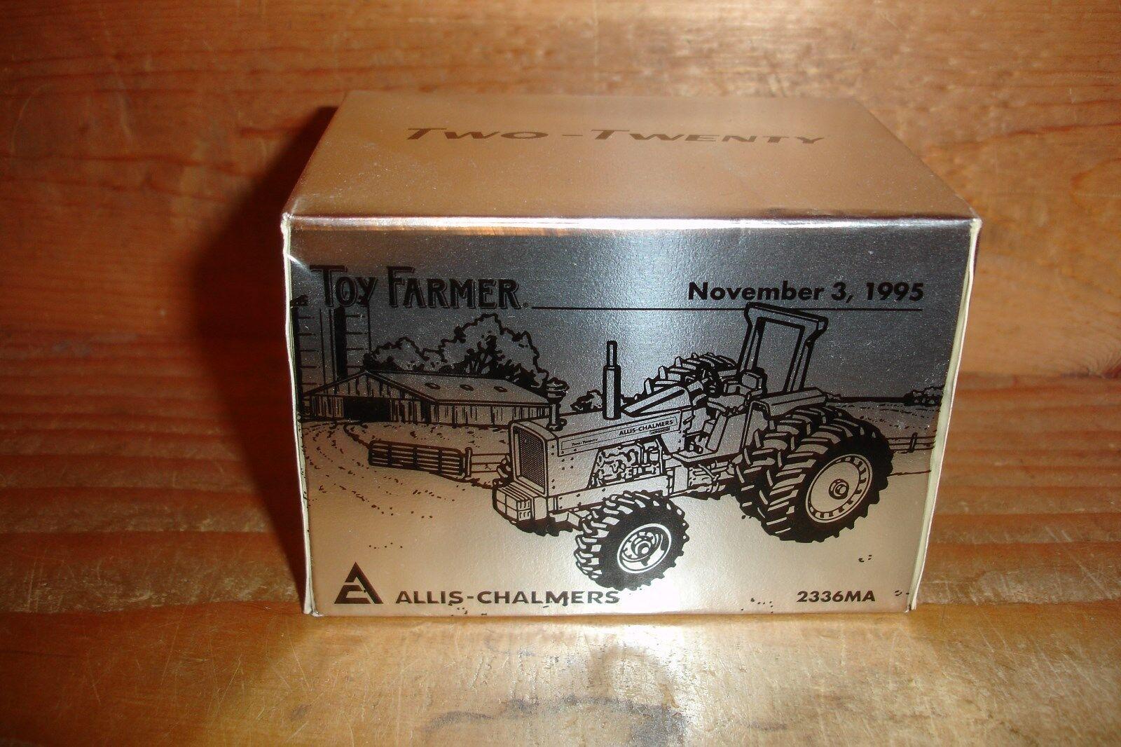 1 1 1 43 allis chalmer two twenty toy farmer 2974d7