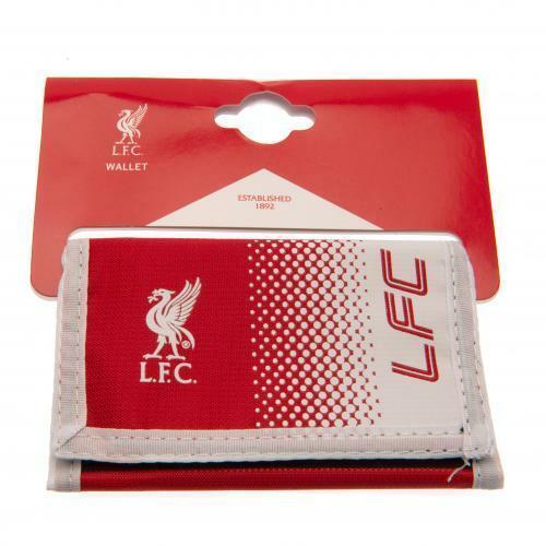 Liverpool Football Club Nylon Wallet