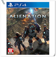 PS4 Alienation 異化 中英文合版 SONY Playstation SCE Action Games