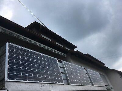 Solaranlage Komplettpaket 1200watt Pv Solar Anlage Hausnetzeinspeisung Plug&play In Pain Photovoltaik-hausanlagen