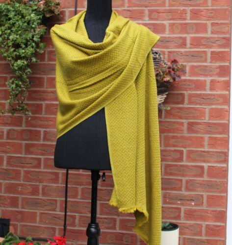 Soft and Warm Cashmere Scarf Wrap Big Shawl Handmade