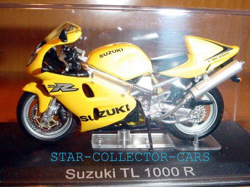 SUZUKI TL1000R 1 24 YELLOW RARE   TL 1000R