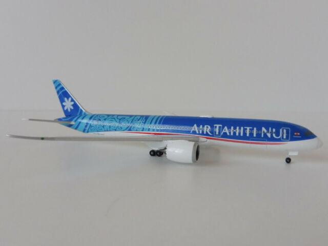 AIR TAHITI NUI Boeing 787-9 1/500 Herpa 533157 FAKARAVA F-OMUA