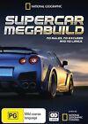 Supercar Megabuild (DVD, 2016, 2-Disc Set)