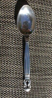 Acorn by Georg Jensen Sterling Teaspoon Medium 5 34