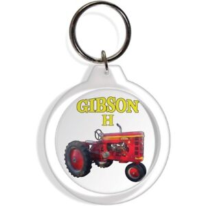 FORD GARDEN LAWN MOWER KEYCHAIN KEY RING CHAIN FOB COLLECTIBLE ART