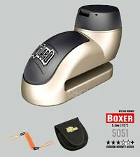 MOTORCYCLE LOCK ON GUARD BOXER #5051