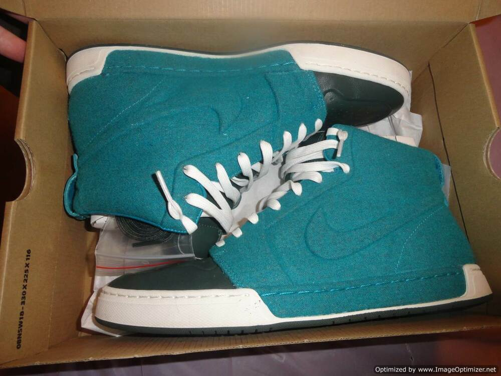 NIKE Air Obliger 1 homme homme homme Taille 9.5 AF1 (315122-207) TecTuff Sable Green Brown 4ad380