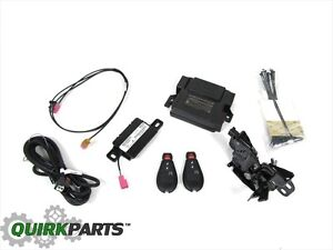 suspension entry air with start key remote smart keyless w button dodge truck pn ram