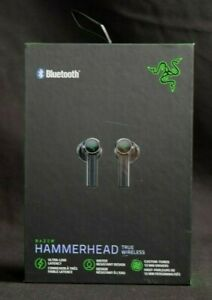 Razer Hammerhead True Wireless Bluetooth Earbuds 811659035790 Ebay