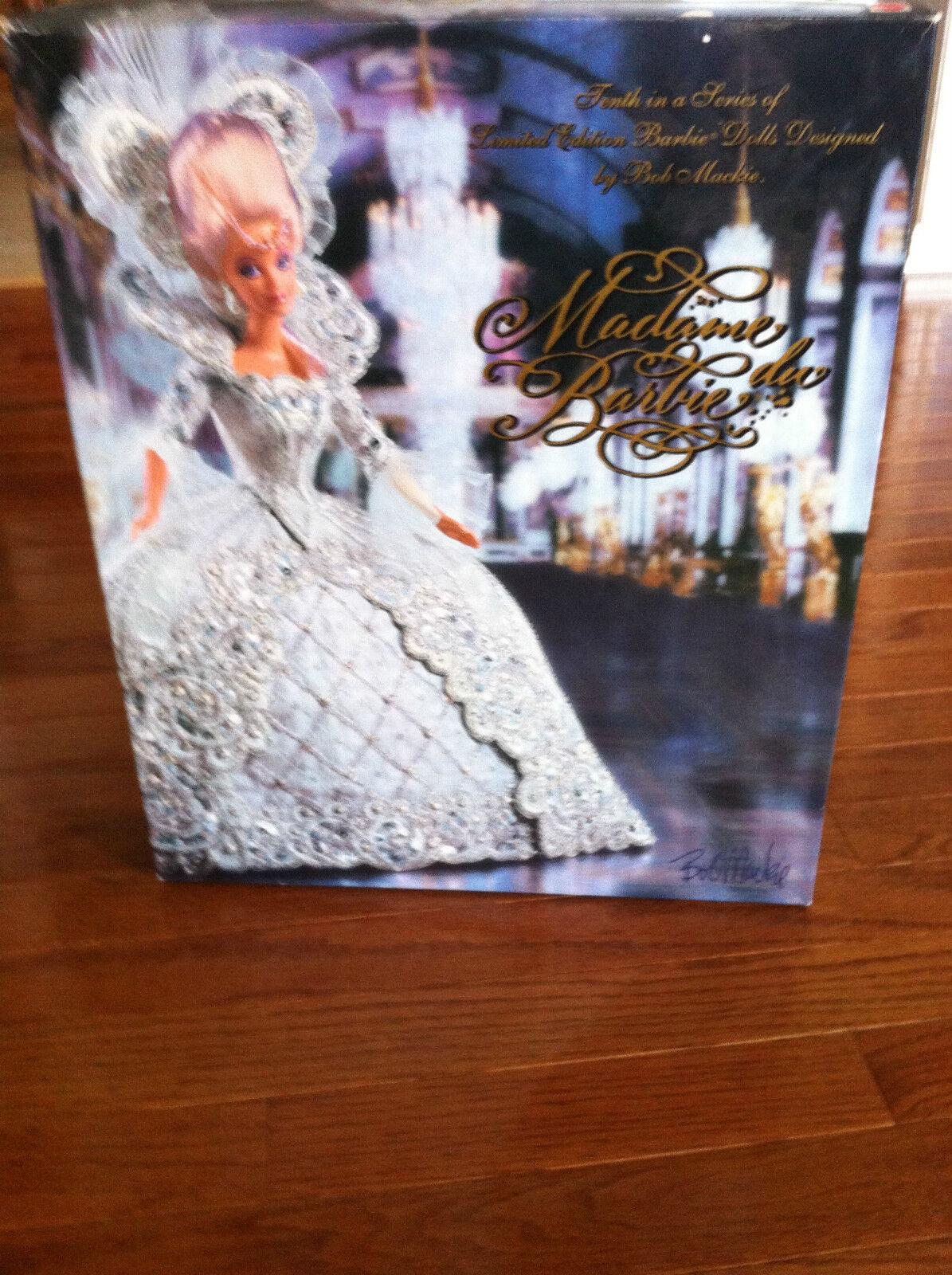Bob Mackie Madame du Muñeca Barbie 1997 Edición Limitada en caja original MIB