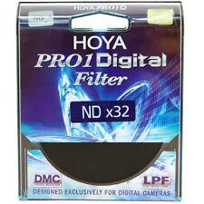 Genuine Hoya 52mm Pro-1 Digital ND32 Filter. Multi-Coated 5 Stop Neutral Density
