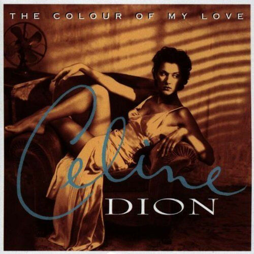 180 // COLOUR OF MY LOVE - DION CELINE CD TBE