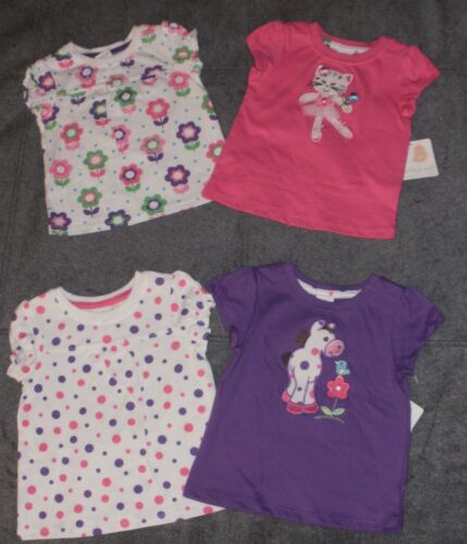 Starting Out 2-piece Horse or Cat Ballerina Top Tee Set 12M 18M ~ NWT