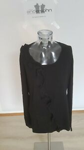 Esprit-Damen-Oberteil-schwarz-Gr-M-R058