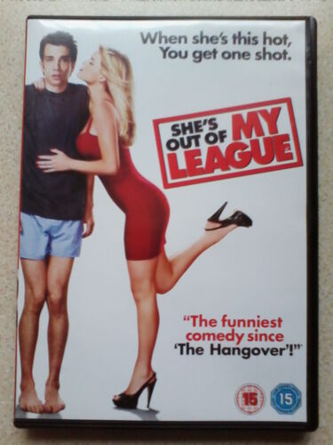 1 of 1 - She's Out Of My League (DVD, 2010)