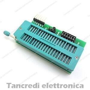 Adattatore-per-programmatore-PICKIT3-adapter-PIC-ICSP-microchip-PICKIT