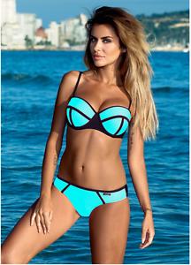 Rezultat slika za popularni kupaći ovog leta neonski