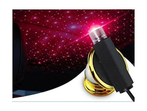 2019 Romantic Auto Roof Star Projector Lights Flexible Romantic Galaxy USB N...