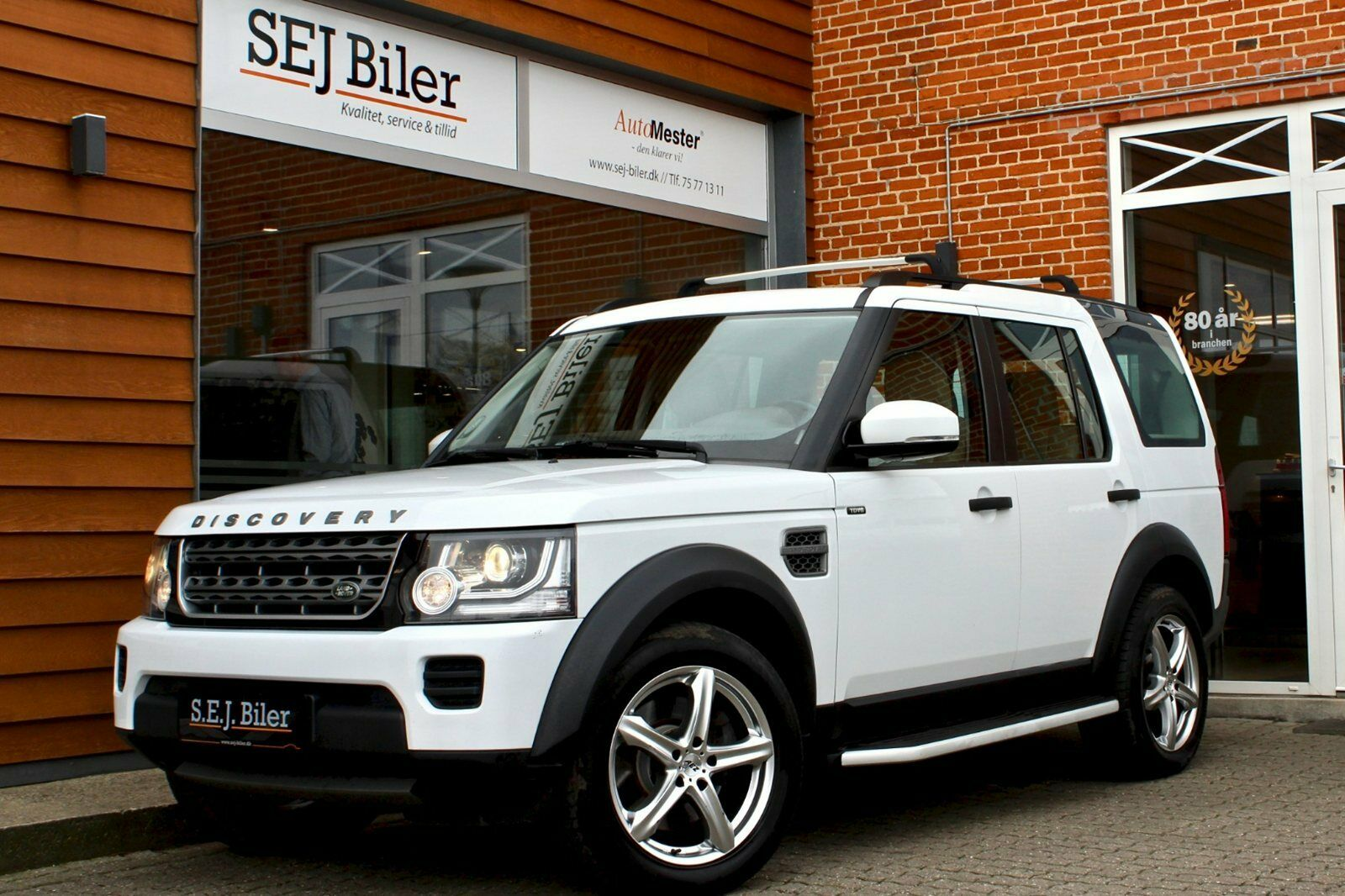 Land Rover Discovery 4 3,0 TDV6 aut. 5d