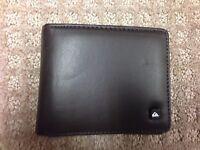 Quiksilver Men's Wallet slim''--brown