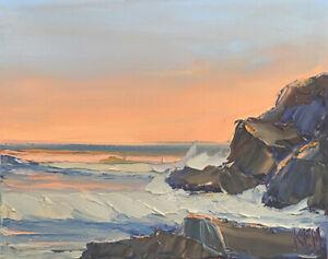 CENTRAL-COAST-FOUR-Original-Expression-Seascape-Pacific-Painting-8x10-043019-KEN