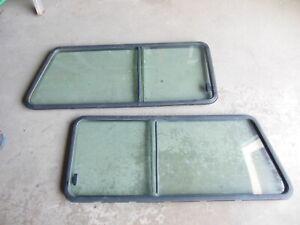 Nissan Patrol Schiebescheiben Seitenscheiben für Hardtop etc.. 2x