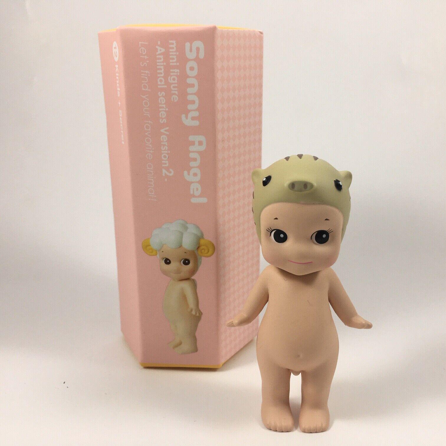 Sonny Angel LOP EAR RABBIT Animal Series 3 Mini Figure Baby Doll Dreams Toys